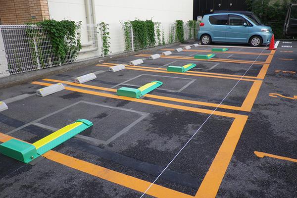 時間貸し駐車場を活用