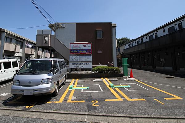 マンションの駐車場の活用事例